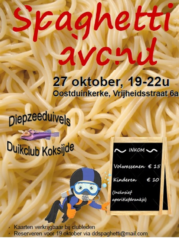Spaghetti avond 2018 DDZ 2
